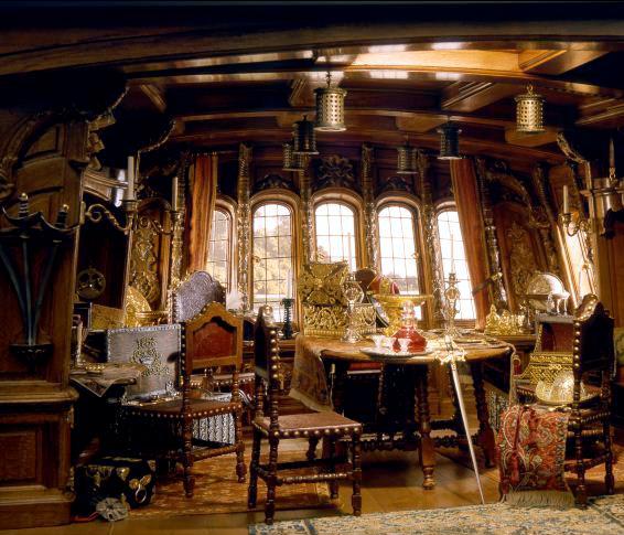 Room Design Captain Quarters