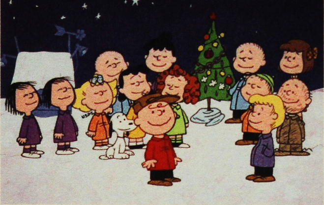 Happy's: A Charlie Brown Christmas Live